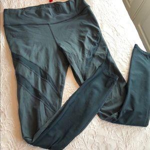 Pants - Teal leggings